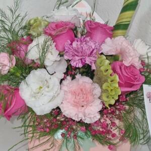 Envelope Gift Flowers