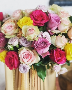 Mixed Box Blooms