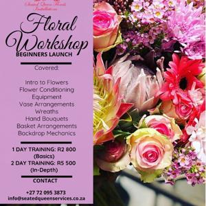 Floral Workshop Voucher