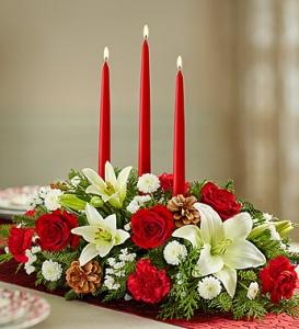 Traditional Christmas Cen