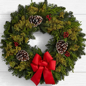 Halls Wreath