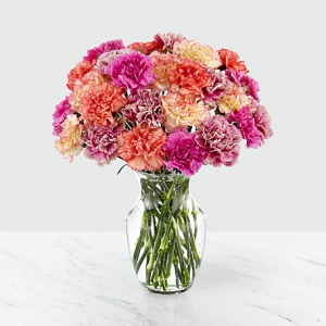 Sweet Carnation Bouquet