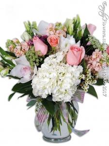 Pink Blooms Deluxe