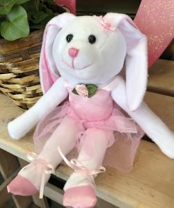 Ballerina Bunny - ADD ON