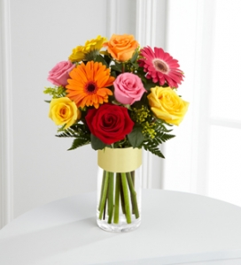 The Ftd Pick Me Up Bouquet