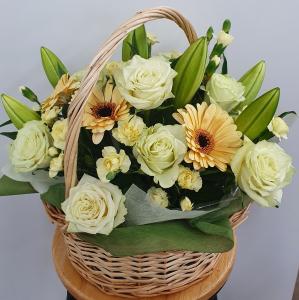 Floral Basket Sympathy