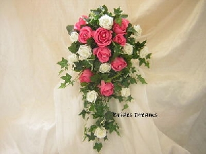 20 Shower Rose Bouquet
