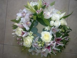 Classic Circular Wreath