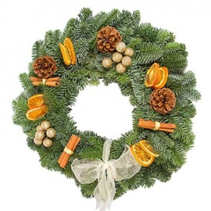Fragrance Wreath