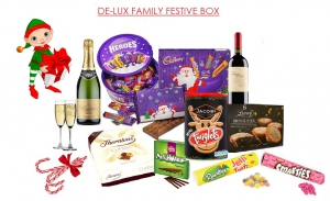 De-lux Family Festive Box