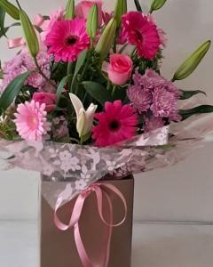 Box Of Pinks And White