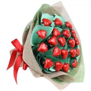 Hearts Flower Posy