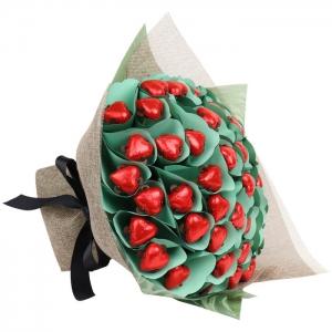 Heart Chocolate Bouquet