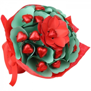 Magical Red Roses Gift