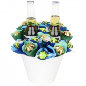 Corona Chocolate Bouquet