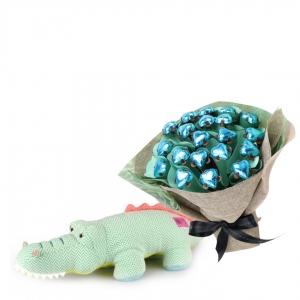 Baby Crocodile Snuggles B