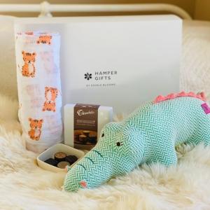 Baby Crocodile Treat Box