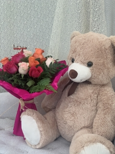 Just Beautifull And Teddy
