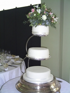Top Tier Cake Posy