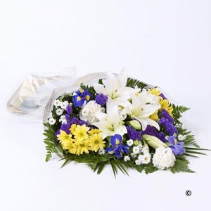 Mixed Flowers Cellophane