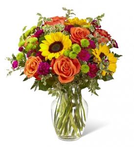 Color Craze Bouquet Delux