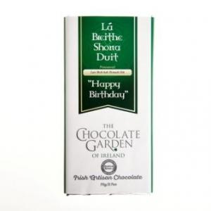 Chocolate Bar 'Birthday'