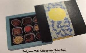 Belgian Milk Chocolates