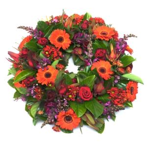 Sympathy Wreath (S8)