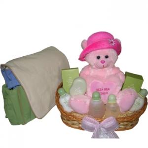 Premium Baby Girl Gift