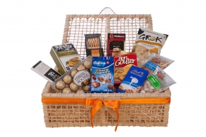 Yummy Treats Gift Basket