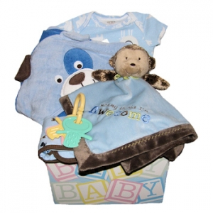 Modern Baby Boy Kit