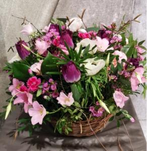 Spring Basket