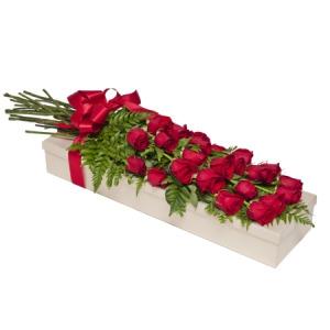 24 Long Stemmed Roses