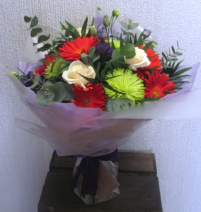 Handtied Seasonal Bouquet