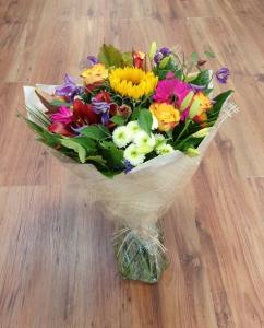 Handtied Seasonal Bouquet