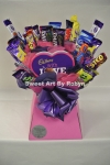 Pink Cadbury's Bouquet