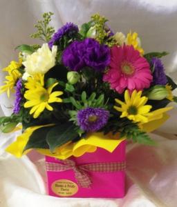 Blooms In A Mini Box