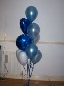 New Born Baby Boy Balloon