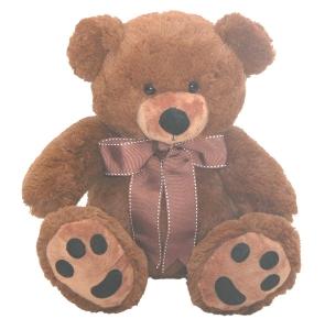 Brown Roly Bear