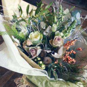 Textured Handtied Bouquet