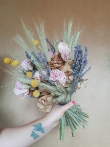 Everlasting Dried Bouquet