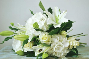 White Delight Bouquet