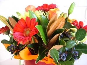 A Bright Box Or A Bouquet