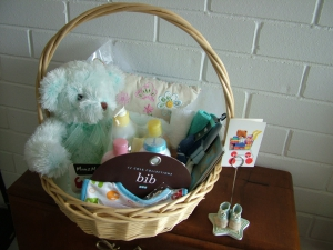 Billy Baby Basket