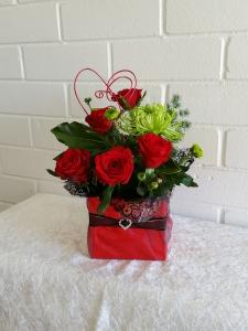 Petite Rose Box