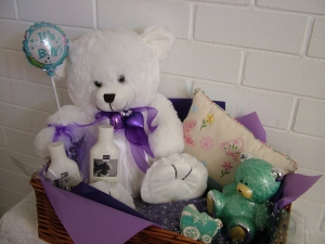 A Boy (or Girl) Hamper