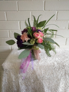Florist Choice Posy Jar