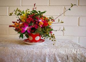 Florist Choice Tea Cup