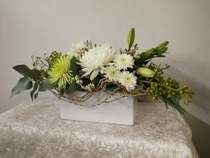 Mixed Flower Trough