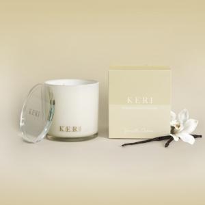 Vanilla Creme Keri Luxury